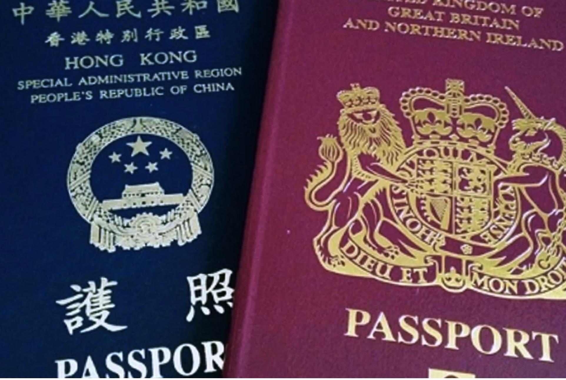 The Hong Kong – British National (Overseas) Visa